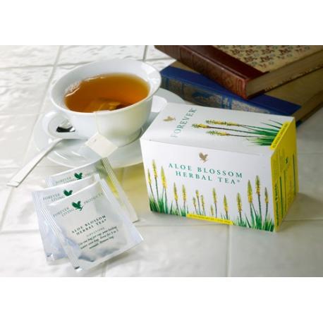 Aloe Blossom Herbal Tea Herbatka ziołowa z kwiatem aloesu