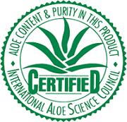 aloes certyfikat