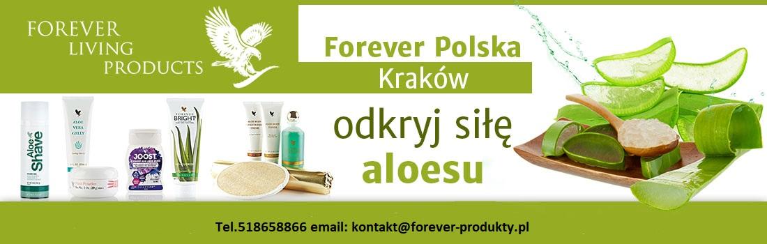 Produkty Forever odział Kraków