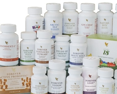forever living products suplementy