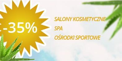 Forever Living - salony kosmetyczne, ośrodki sportowe, SPA